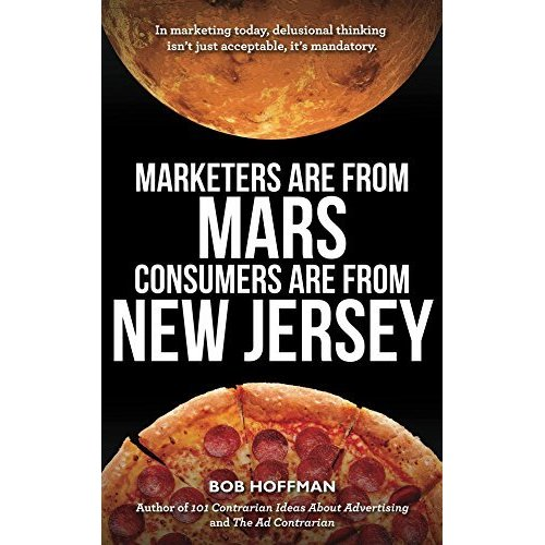 Marketers are from Mars